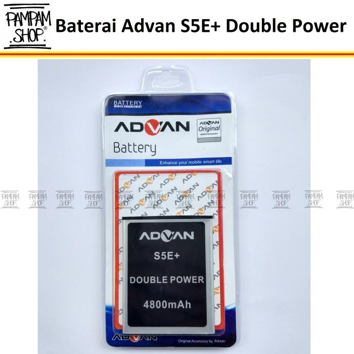 harga Baterai handphone advan s5e+ plus ori | batre batrai original oem
