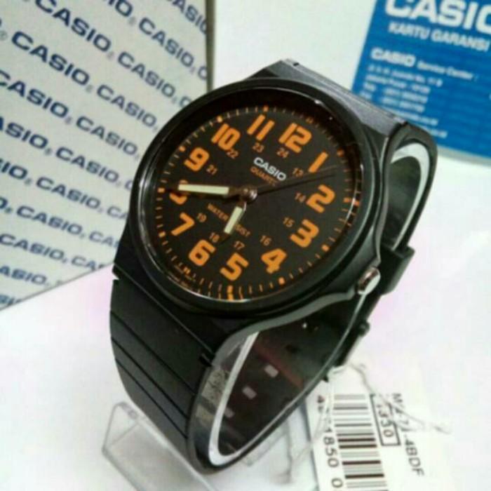Jual Jam Tangan Unisex Pria Wanita Casio Original Analog Type MQ-71 ... c9758ea64f