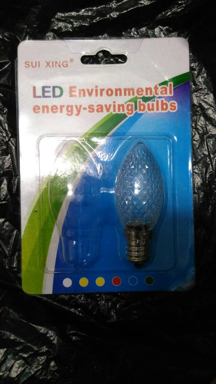 Jual Lampu Led 1 Watt Putih Fitting E 12 Tidur Dooboo Shop