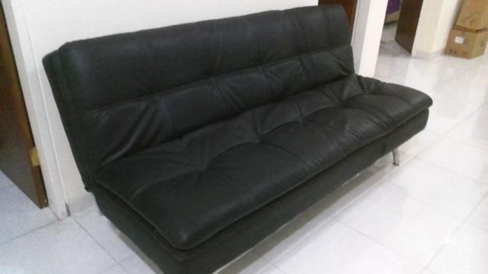 sofa lipat. sofa bed informa original lipat