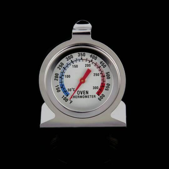 harga Termometer thermometer oven  stainless steel pengukur suhu oven Tokopedia.com