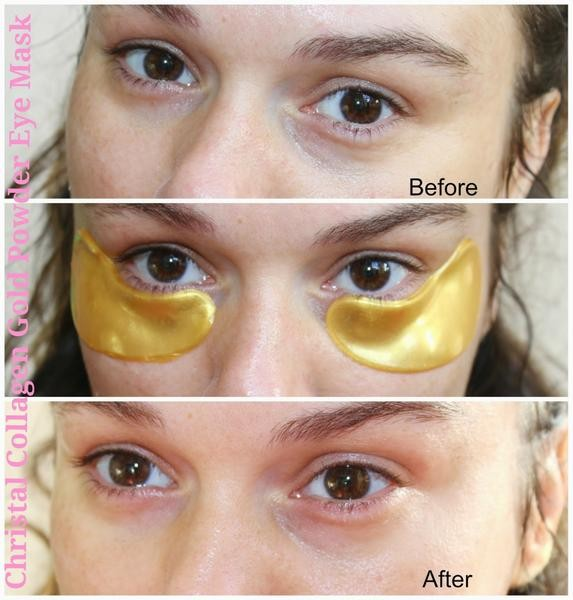 ... Crystal Eye Mask 10 Sachet Source · MASKER MATA COLLAGEN ATASI MATA PANDA & KANTUM MATA ISI 30 PASANG