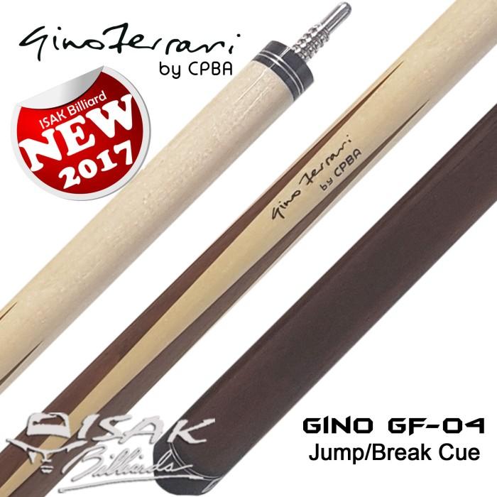 harga Gino ferrari gf-04 jump break cue - stik loncat billiard stick biliar Tokopedia.com