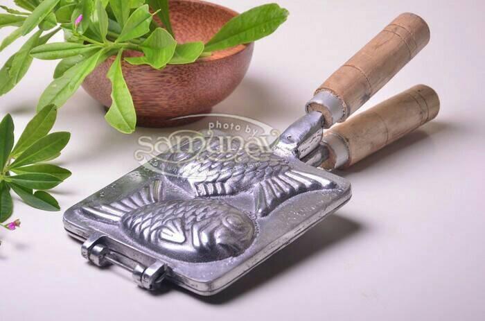 harga Cetakan taiyaki maker / kue ikan waffel bapel wafel waffle wafle Tokopedia.com