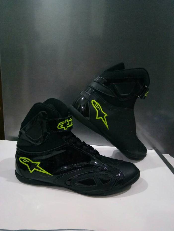 harga Sepatu drag alpinestar sepatu touring sepatu balap sepatu motor murah Tokopedia.com