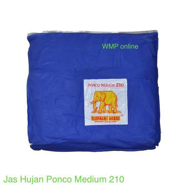 harga Jas hujan ponco medium 210 elephant brand Tokopedia.com