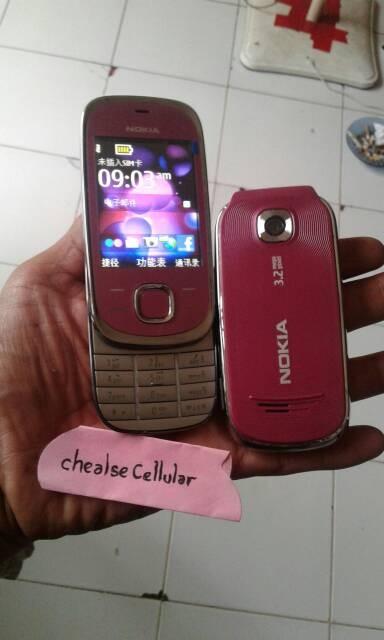 harga Handphone/hp nokia 7230 layar bening garansi/nokia 7230 unik langka Tokopedia.com