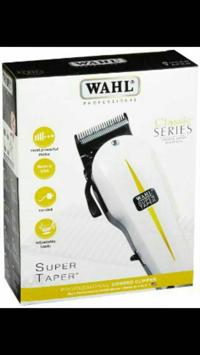 Alat Pencukur Rambut Clipper Wahl Lazada co id Source · Mesin Cukur Rambut  Hair Clipper WAHL Super Taper USA V5000 8ad3bc5f7b