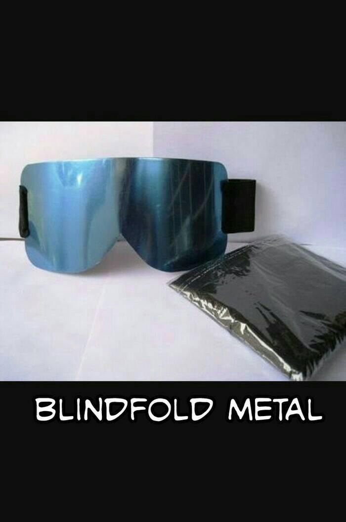 harga Alat sulap blindfold metal Tokopedia.com