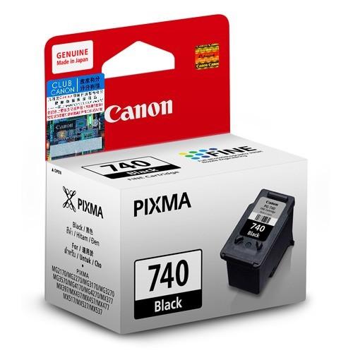 harga Canon cartridge pg-740 black - 100% original Tokopedia.com