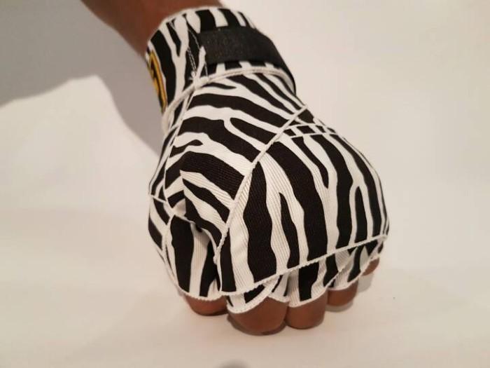 Foto Produk Handwrap muaythai/boxing motif Zebra Putih dari Zeus MMA