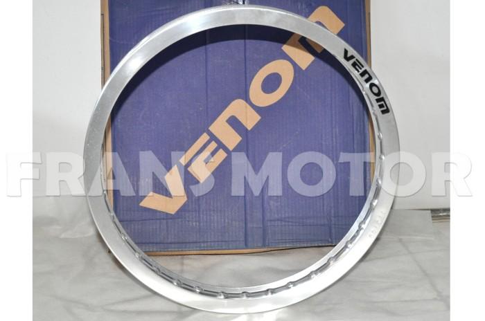 harga Velg venom silver ukuran 185 ring 17 (1 pcs ) Tokopedia.com