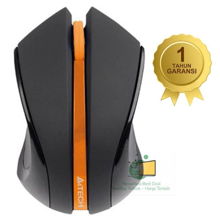 harga A4tech Mouse G7-310n Wireless, 3 Buttons + 1 Wheel, 2000dpi, Original Tokopedia.com