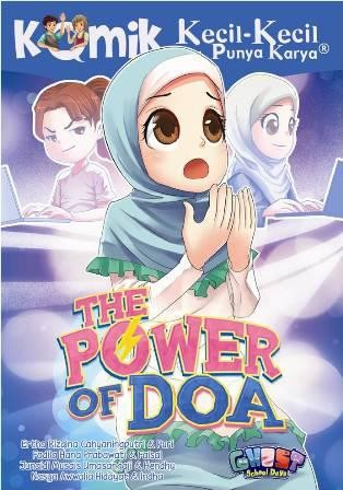 harga Komik kkpk.next g the power of doa Tokopedia.com