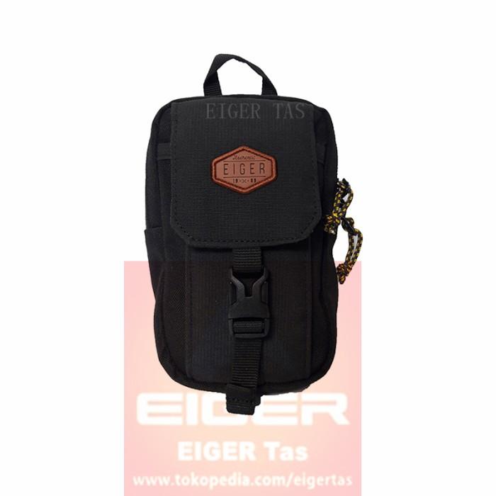 harga Tas selempang pinggang handphone case eiger 0124 codex Tokopedia.com