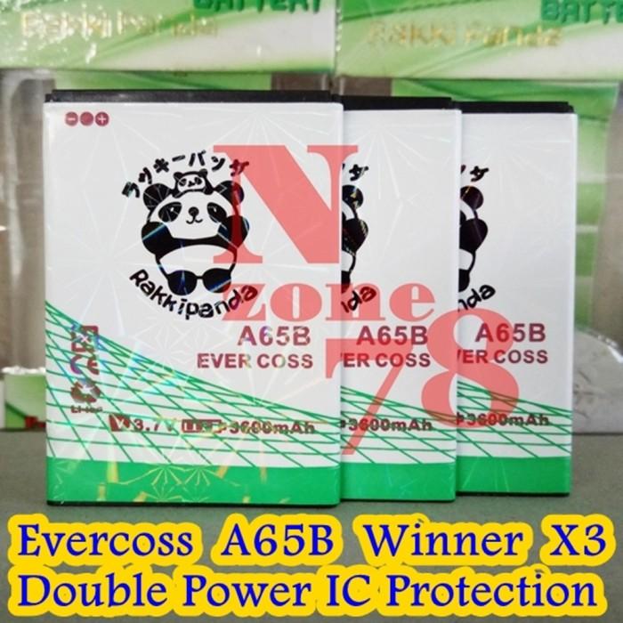 harga Baterai cross evercoss winner x3 a65b double power ic protection Tokopedia.com