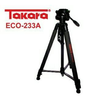 harga Tripod takara eco 233a + bag Tokopedia.com