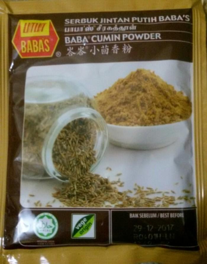 Bubuk Jintan Baba's Cumin Powder 70gr