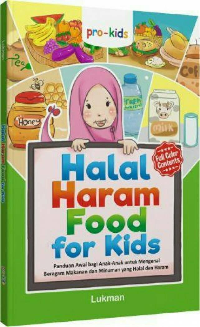 Jual Halal Haram Food For Kids Jakarta Barat Defenda Gerai Tokopedia