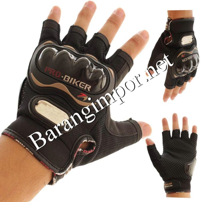 harga Sarung tangan pro biker/aksesoris motor/alat cuci motor/baju/sepatu Tokopedia.com