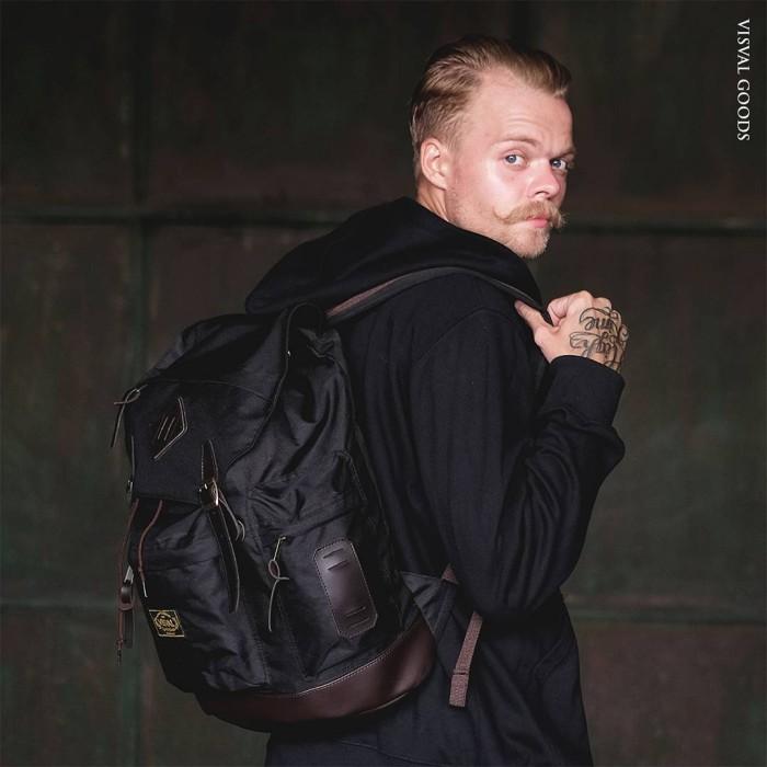 harga Tas ransel backpack visval rave gendong laptop branded pria wanita ori Tokopedia.com