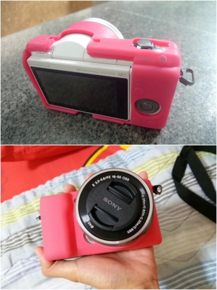 harga Kamera sony a5000 / a5100 silikon soft case Tokopedia.com