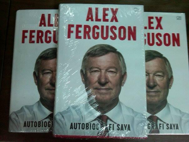 harga Alex ferguson autobiografi saya - alex ferguson Tokopedia.com