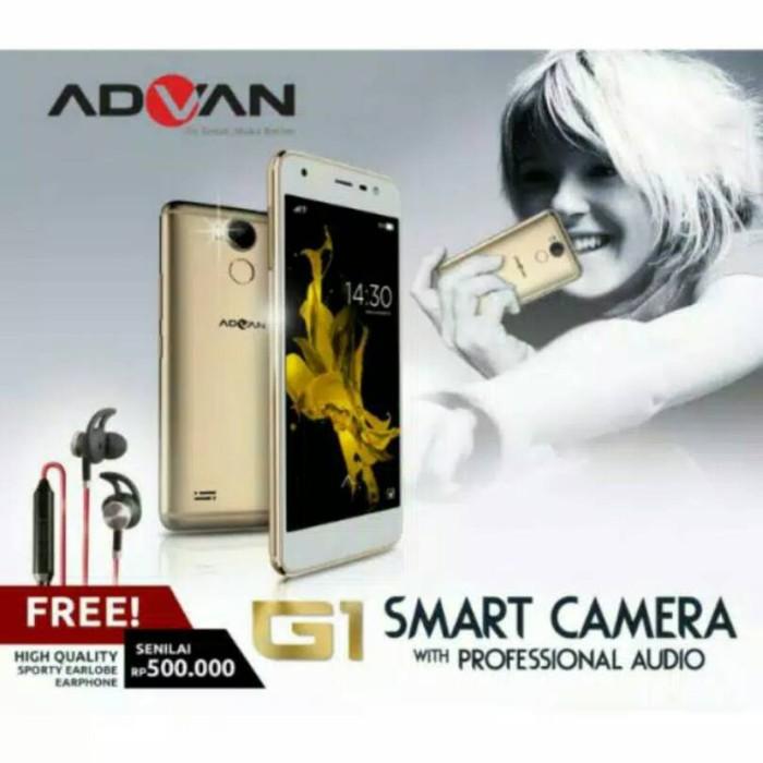 harga Handphone advan g1 pro smart camera 4g lte 32gb ram 3gb Tokopedia.com