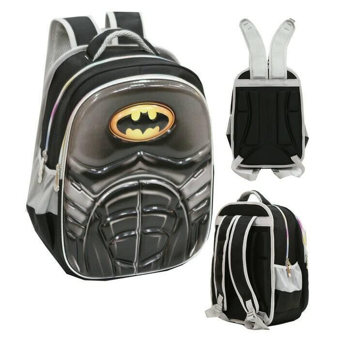Jual Tas ransel anak sekolah SD import 6D Batman - Bebikidz  9ab41a357b