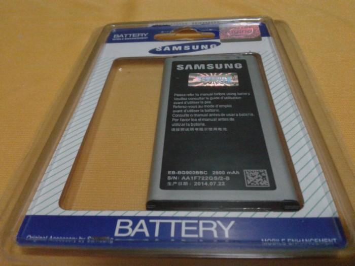 Baterai Battery Samsung Galaxy S5 SV I9600 Original Sein 2800Mah