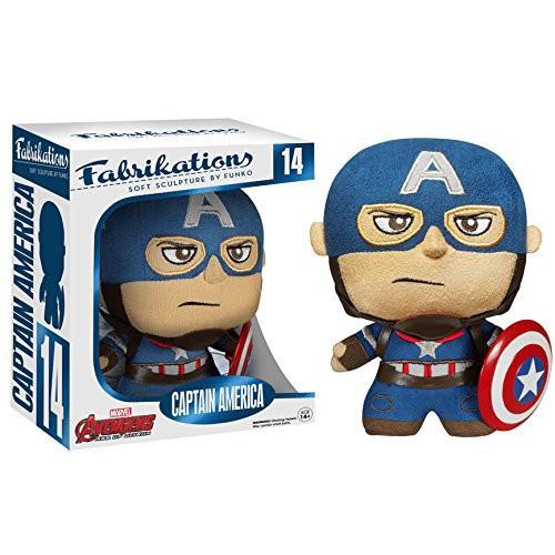 harga Funko Fabrikations Original Marvel Avengers 2 - Captain America Tokopedia.com