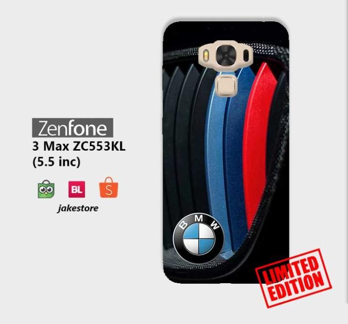 harga Case asus zenfone 3 max 5 5 inch zc553kl bmw grill emblem casing cover Tokopedia.com