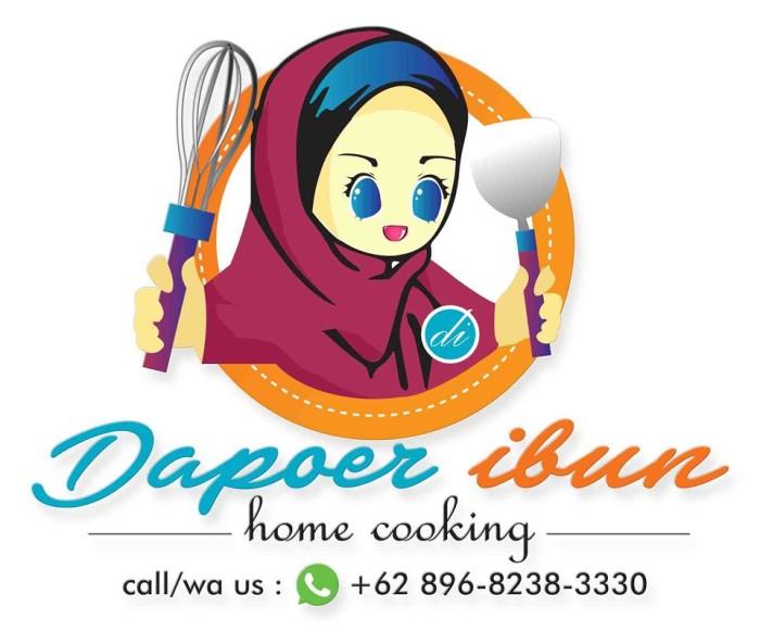 Jual Logo Kuliner Rumahan Kab Tangerang Desainkakilima Tokopedia
