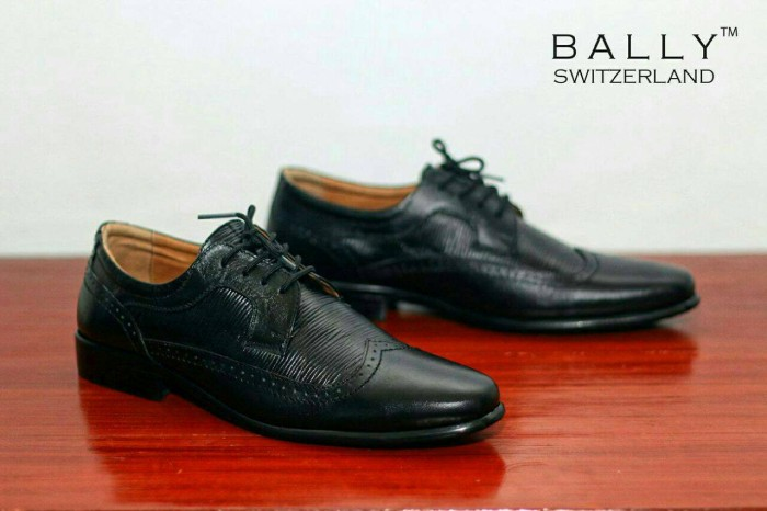 harga Sepatu pantofel bally kulit asli kerja formal bally Tokopedia.com
