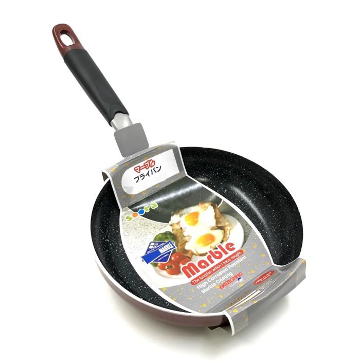 harga Panci teflon akebonno saora ceramic fry pan 20cm (00175.00165) Tokopedia.com