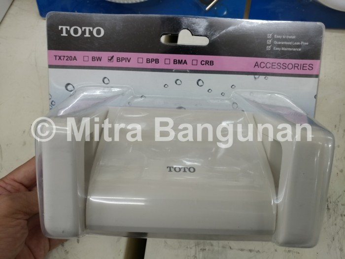 harga Paper holder (tempat tissue gulung) toto tx720apiv Tokopedia.com