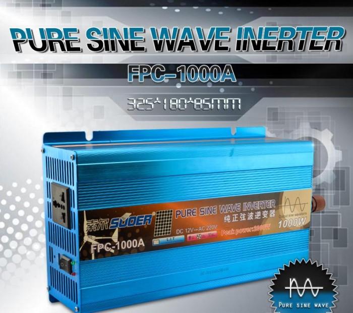 harga Suoer inverter fpc-1000 a sinus murni/power inverter pure sine wave Tokopedia.com