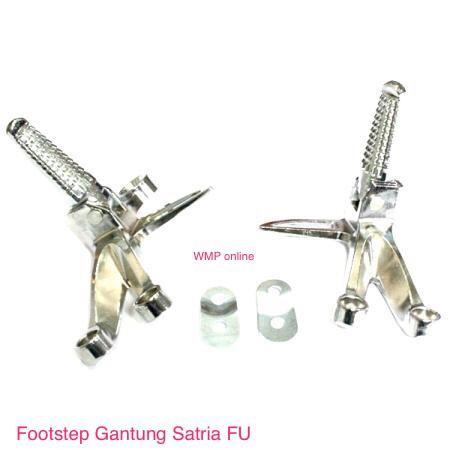 harga Footstep belakang gantung satria fu sepasang Tokopedia.com