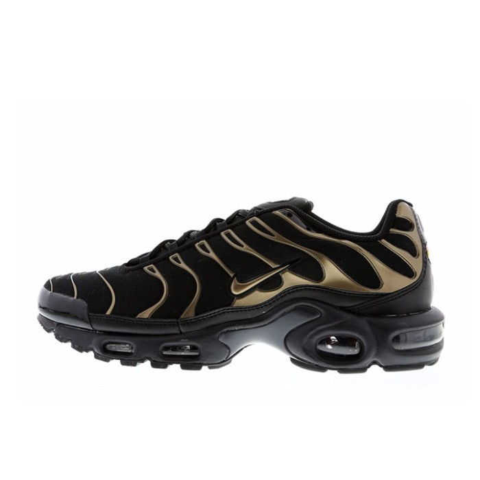 311204b973 ... new zealand sepatu casual nike nike air max plus tn tuned 1 black  original 03b61 be68d