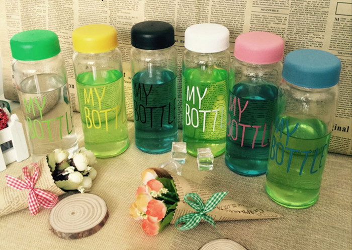 harga My bottle glass / botol minum gelas kaca beling tritan infused water Tokopedia.com