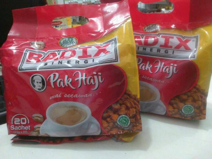 harga Kopi Radix Sinergi Pak Haji Tokopedia.com