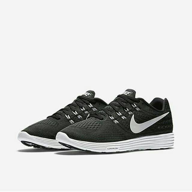 wholesale dealer 99005 36880 100% Original Nike Lunar tempo 2 black white murqh