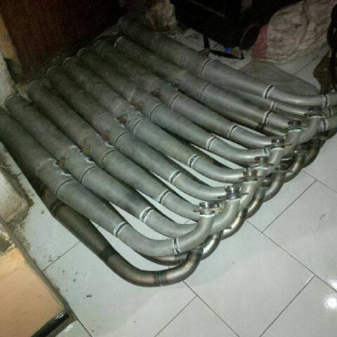 harga Knalpot standar racing rx king mbah wok solo Tokopedia.com