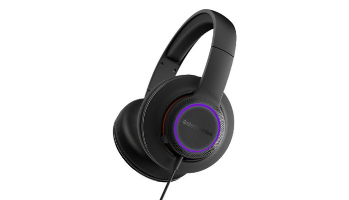 harga Steelseries siberia 150 black usb headset/headphone Tokopedia.com