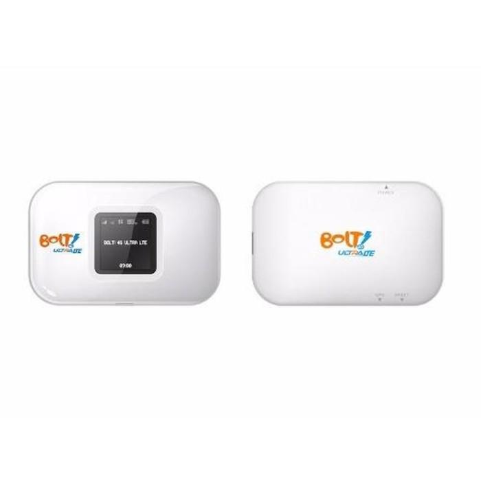 harga Modem bolt wifi 4g lte aquila slim - putih + bonus perdana kuota 32gb Tokopedia.com