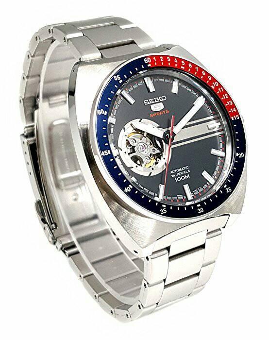 ... harga Jam tangan original seiko 5 automatic sport pria ssa329  Tokopedia.com 0686edf42d