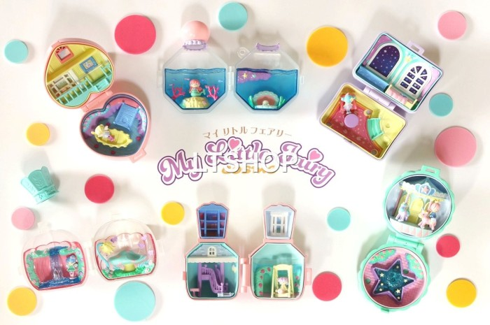 harga Re-ment little fairy mirip polly pocket Tokopedia.com