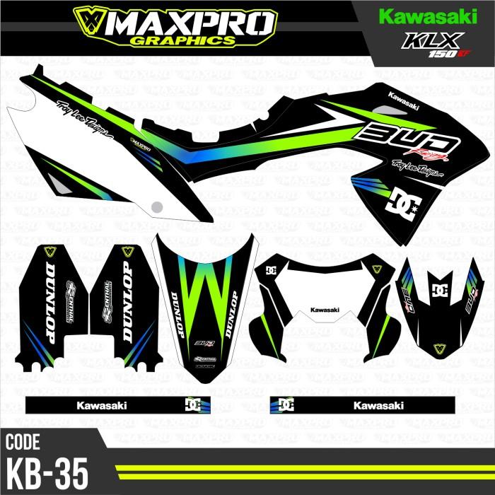 harga Decal klx bf 150 (kb-35) Tokopedia.com