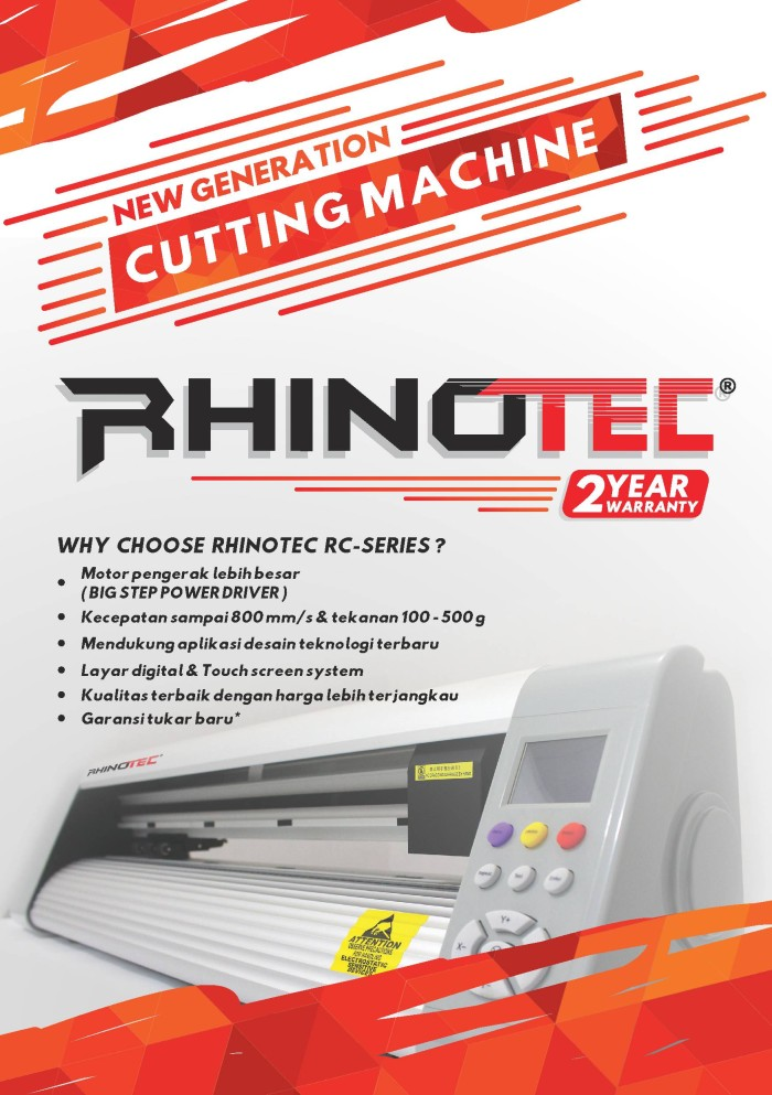 harga Mesin cutting plotter teneth t-series Tokopedia.com