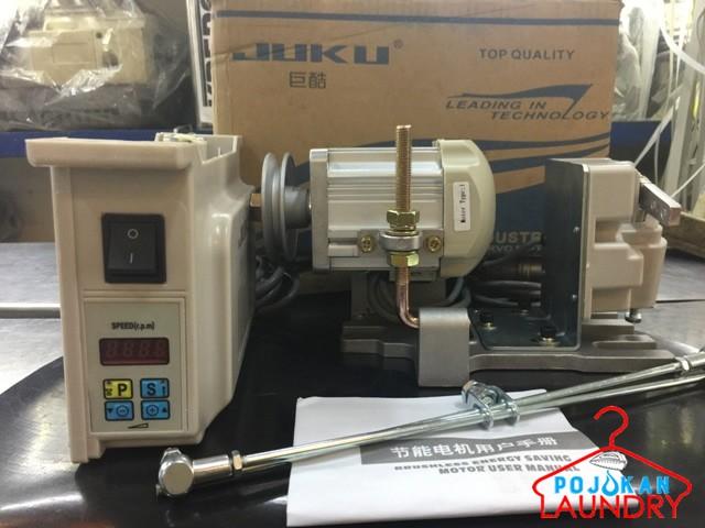 harga Dinamo mesin jahit industri 550 watt juku (energy saving servo motor) Tokopedia.com